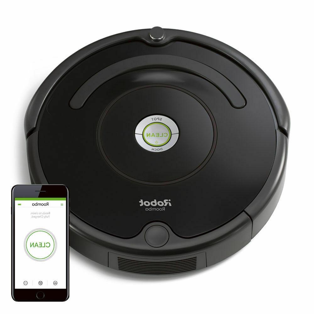 roomba 675 robot vacuum