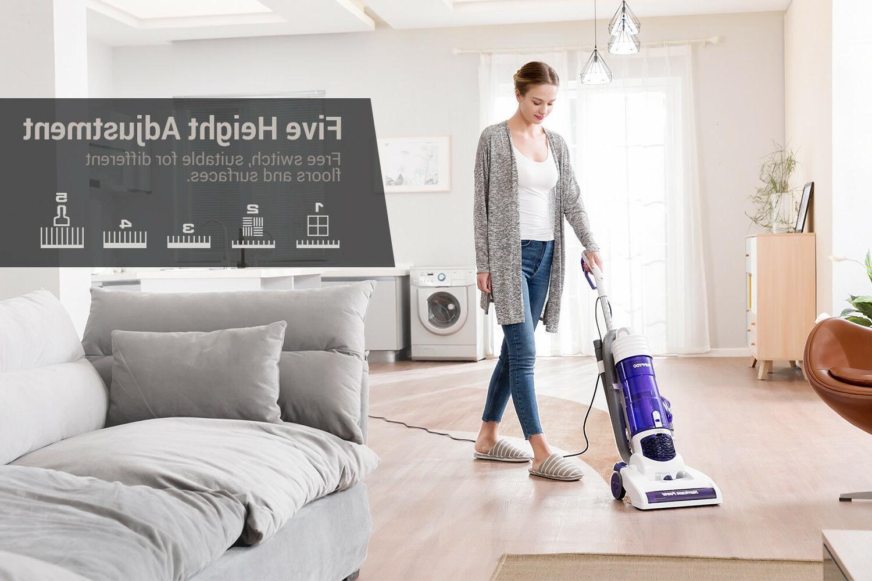 PUPPYOO S7 Vacuum Cleaner Carpet