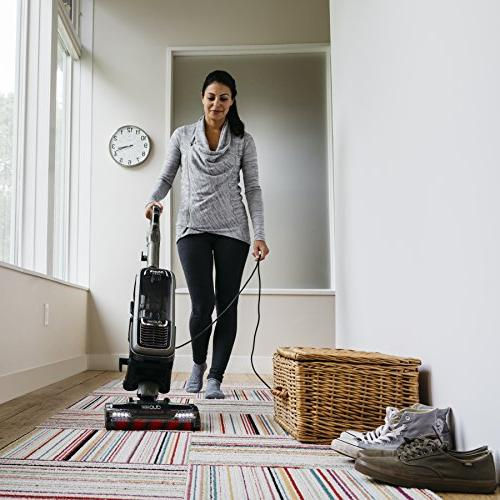 Shark DuoClean Vacuum for Carpet and Hard Floor Powered Hand HEPA ,