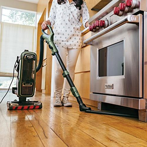 Vacuum for Carpet and Hard Cleaning Powered Lift-Away HEPA Anti-Allergy ,