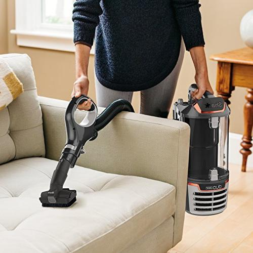 Shark Vacuum for Floor Cleaning Hand HEPA and Black/Red