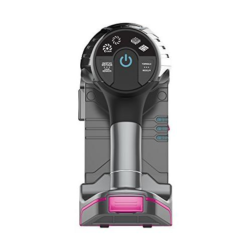 Shark Ion Ultra-Light Cordless Bagless Carpet and with Lift-Away ,