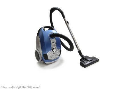 tritan canister vacuum hepa sealed hard floor