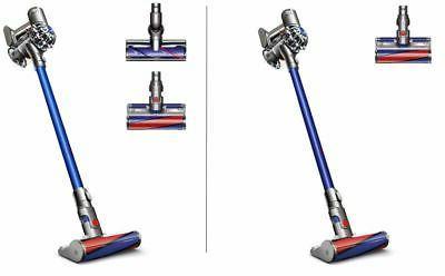 v6 fluffy cordless vacuum