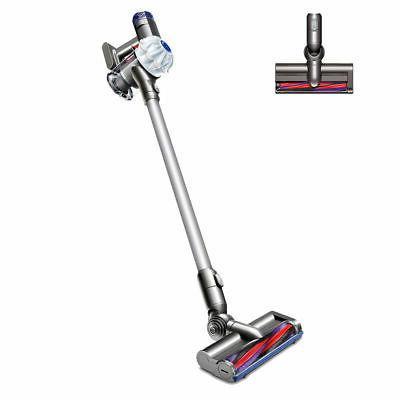 v6 hepa cordless vacuum white new