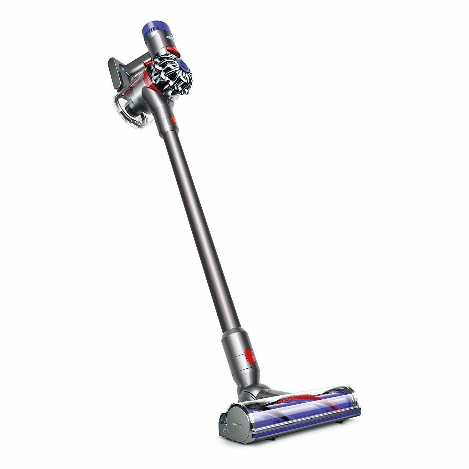 v7 animal cordless stick vacuum cleaner iron