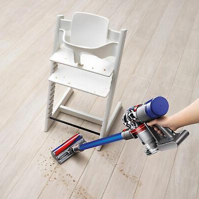 Dyson V7 Fluffy Cordless Vacuum | Blue