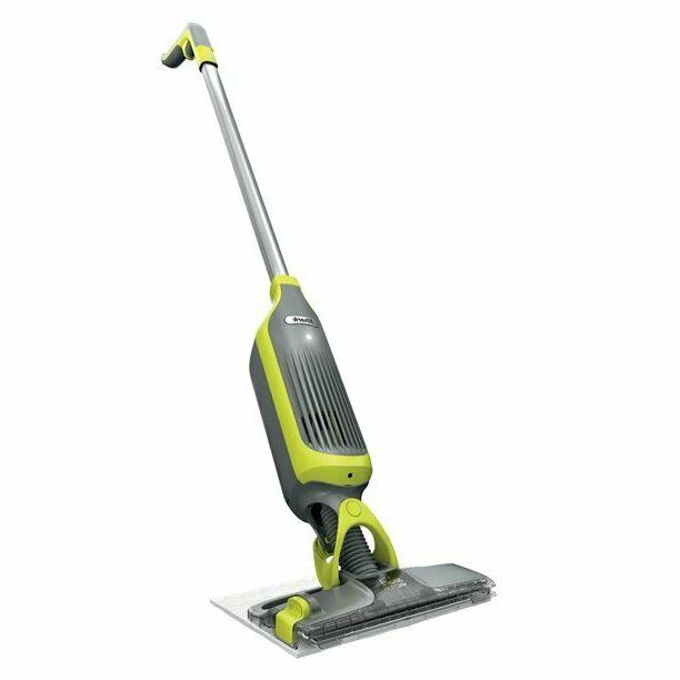 Shark VACMOP Cordless Hard Floor Vacuum Mop with Disposable