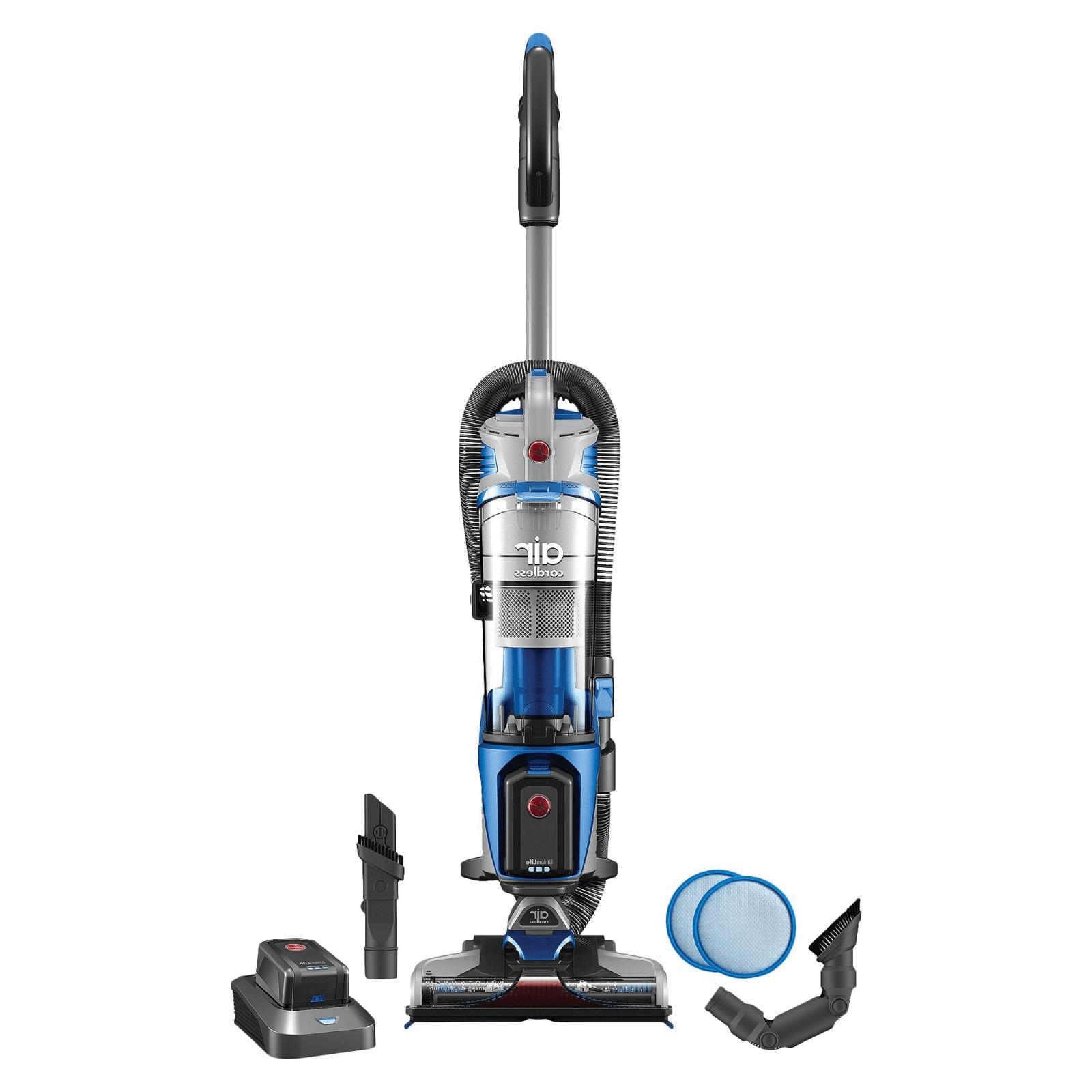 Hoover Vacuum Cleaner Air Lift 20 Volt Lithium Ion Cordless
