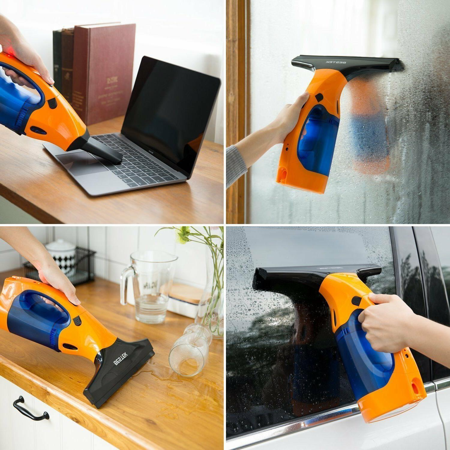 vacuum cleaner squeegee electric wet use