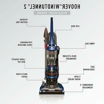 House Bagless Upright Vacuum UH71250