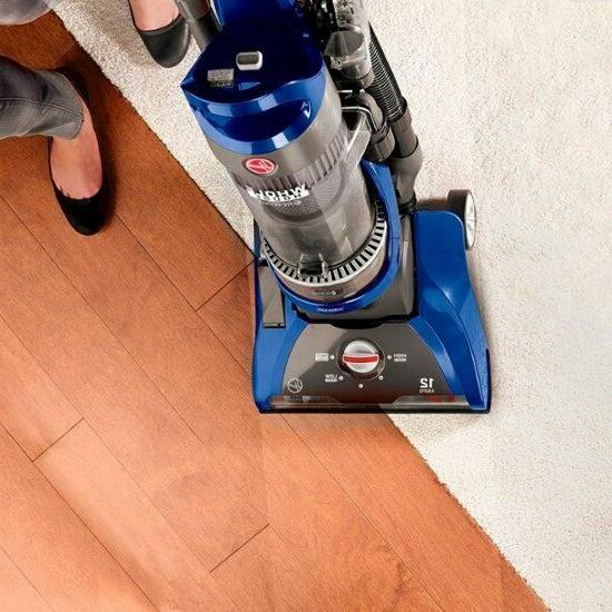 HOOVER WINDTUNNEL WHOLE Upright Vacuum Blue NEW