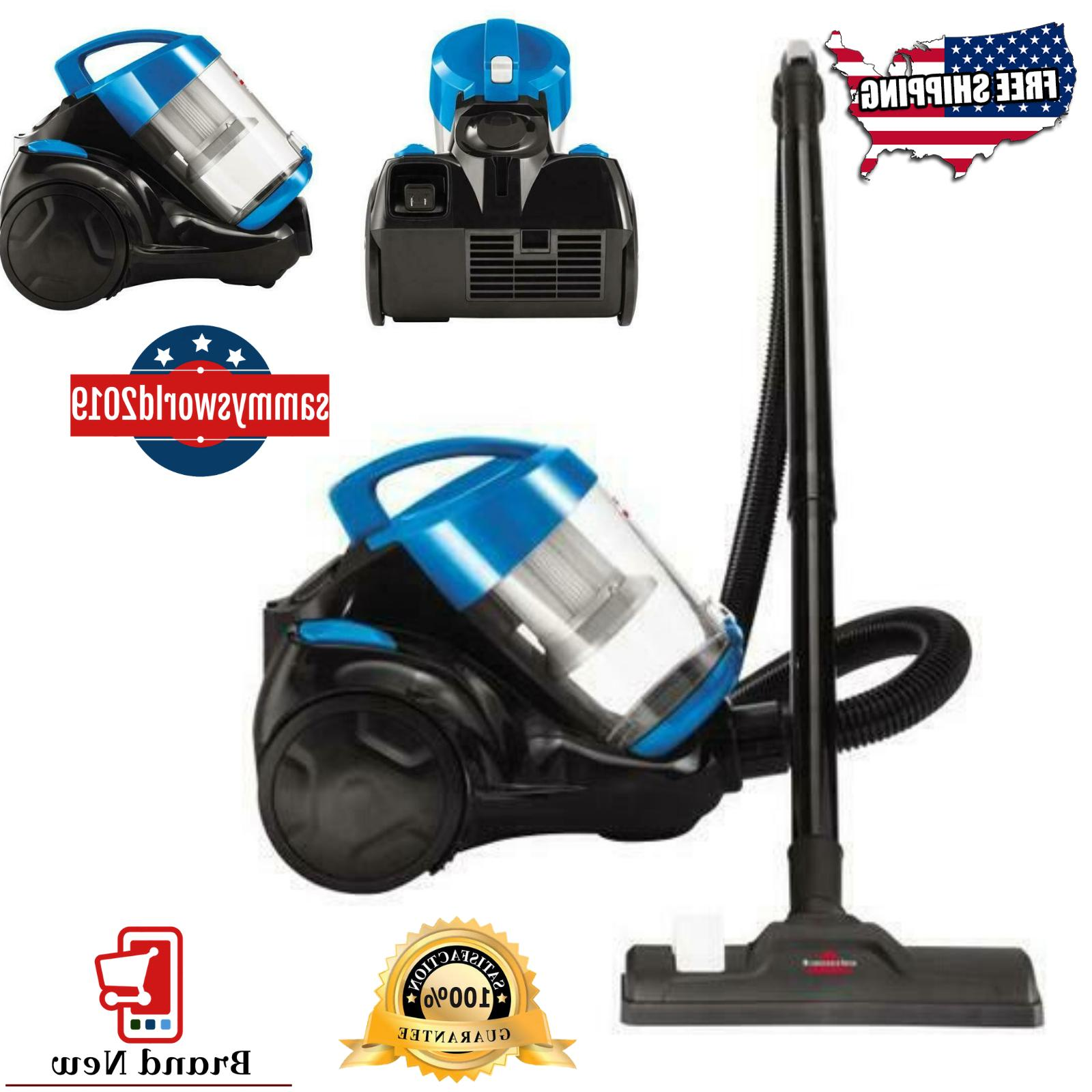 zing bagless canister vacuum cleaner hard wood