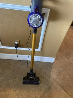 Dibea Motorized Cordless Brush Head Vacuum FS001