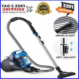Eureka NEN110A Whirlwind Bagless Canister Vacuum Cleaner, Li