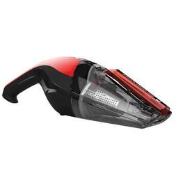 NEW Dirt Devil Quick Flip Hand Vacuum - Red