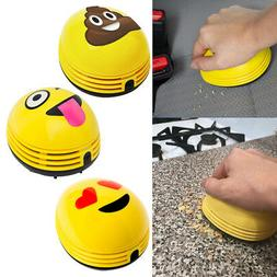 Tristar Novelty Emoji Handheld Vacuum Cleaner For Cars Dorm