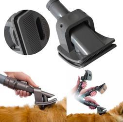 Vacuum Pet Groomer Dog Groom Cleaner Massage Brush Attachmen