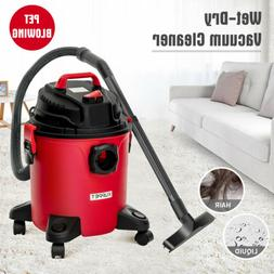 Portable 5.3 Gallon 3-in-1 Wet Dry Vacuum Cleaner Vac Shop 3