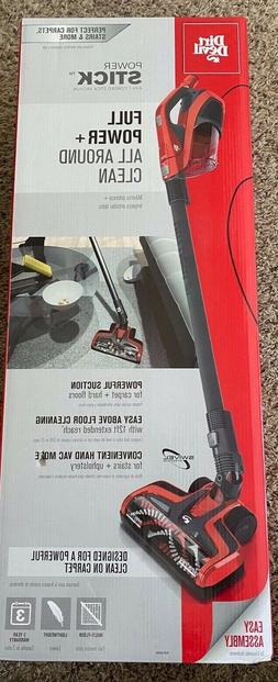 Dirt Devil Power Stick 4-in-1 Corded Stick Vacuum, SD12530
