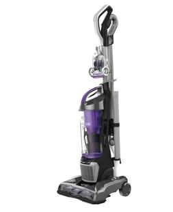 Powerful Power Max Bagless Upright Vacuum, 10 ft Cleaning Re