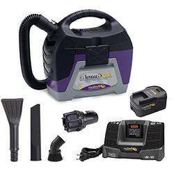 ProTeam ProGuard LI 3 Cordless Wet-Dry Vacuum Cleaner, 3-Gal