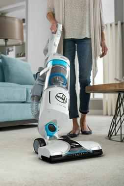 react bagless upright vacuum cleaner uh73100