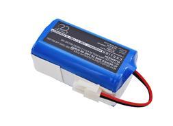 Replacement Battery For Dibea 14.8v 2600mAh / 38.48Wh Vacuum