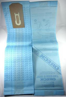 Replacement Vacuum Bags, For 200RHB, 25 per Pack, Blue