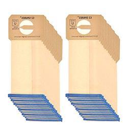 EZ SPARES 30 Pcs Replacements for Electrolux Upright Vacuum