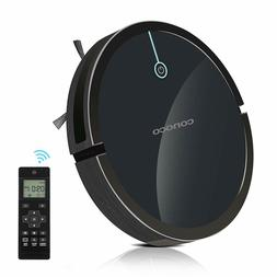 Robotic Vacuum Cleaner for pet Hair-with 2000Pa Suction Tang