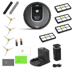 iRobot Roomba 960 Robotic Vacuum Cleaner With 1 Dual Mode Vi