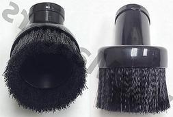 Round vacuum attachment Dusting Brush, Dust tool fit all 1.2