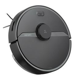Roborock S6 Pure Smart BLACK Vacuum/Mop, Multi-Floor Mapping