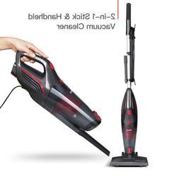 Dibea SC4588 2 In 1 Portable Cord Stick Vacuum Cleaner Dust