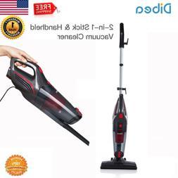 Dibea SC4588 2in1 Cord Stick Vacuum Cleaner Dust Collector S