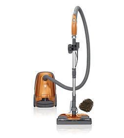81214 Kenmore 200 Series Bagged Canister Vacuum, Orange Clea
