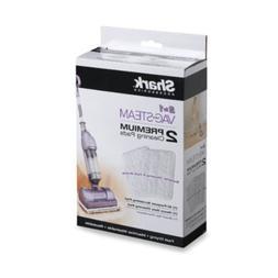 Shark XT2010 Vac-Then-Steam Mop Replacement Pads- 2-Pack