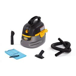 Small Portable Wet/Dry Vac Car Auto Detail Shop Vacuum Clean