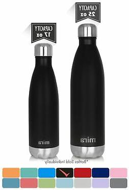 MIRA 25 Oz Stainless Steel Vacuum Insulated Water Bottle | L