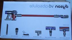 Dyson SV09 V6 Absolute Cordless Vacuum | Red