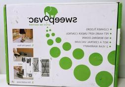 SweepovacSVS-1500 Under-Cabinet Kitchen Vacuum System Silv