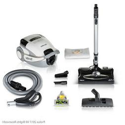 Prolux TerraVac 5 Speed Quiet Canister Vacuum Cleaner with s