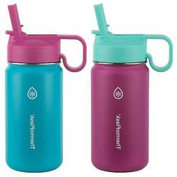 ThermoFlask Kids Double Wall Vacuum Insulated Stainless Stee