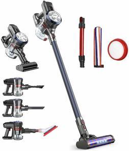 Dibea Upgrade Cordless Stick Vacuum Cleaner 250W Powerful Su