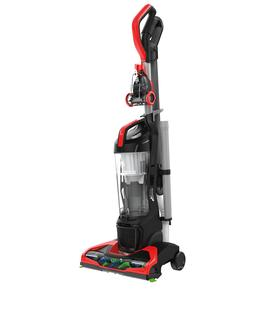 Dirt Devil Upright Vacuum Cleaner Bagless Lightweight Red En
