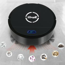 USB Rechargeable Smart Vacuum Cleaner Robot Automatic Sweepe
