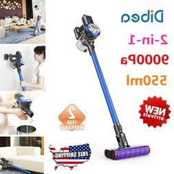 Dibea V008 2-In-1 Cordless Vacuum Cleaner Ultra-Light Floor