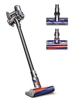 Dyson V6 Fluffy Pro Cord-Free Stick Vacuum, Iron