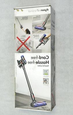 Dyson V7 Animal Cordless Stick Vacuum Cleaner Iron New Seale